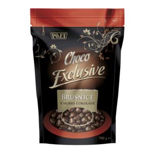 POEX Brusnice v horkej čokoláde 700 g