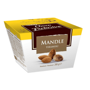 POEX Mandle tiramisu 200 g