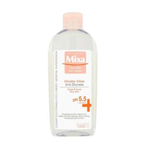MIXA Micelárna voda proti vysušovaniu pleti pre citlivú pleť 400 ml