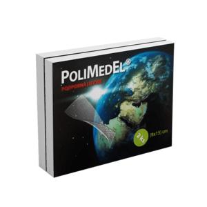 POLIMEDEL polymérová fólia 9 x 15 cm 2 kusy