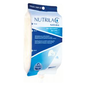 NUTRILAC Natural 8 x 100 ml