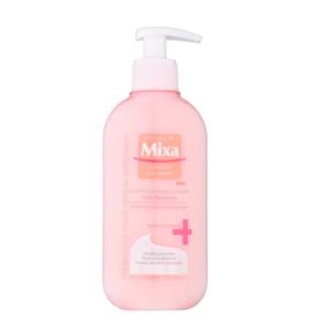 MIXA Jemný čistiaci penový gél pre citlivú pleť so sklonom k začervenaniu 200 ml