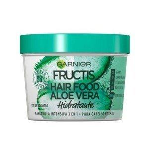 GARNIER Fructis aloe vera hair food pre normálne až suché vlasy 390 ml