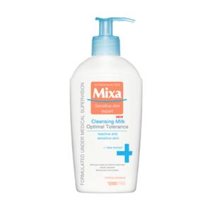 MIXA Optimal tolerance odličovacie mlieko pre citlivú pleť 200 ml