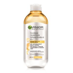 GARNIER Skin naturals dvojfázová micelárna voda 400 ml