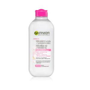 GARNIER Skin naturals micelárna voda + mlieko 400 ml