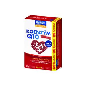 VITAR Koenzým Q10 max 100 mg 60 kapsúl