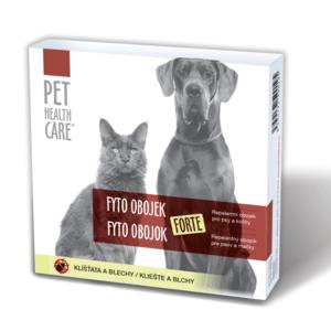 PET HEALTH CARE Fyto obojok repeletný pre psov a mačky 1 kus