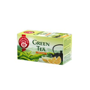 TEEKANNE Green tea orange 20 x 1,75 g