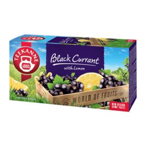 TEEKANNE WOF Black currant 20 x 2,5 g