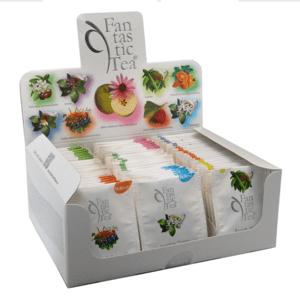 BIOGENA Fantastic tea maxi 8 x 8 kusov