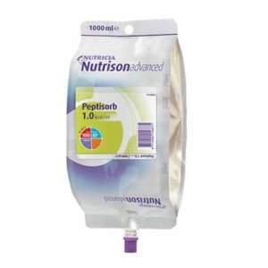 NUTRISON Advanced peptisorb 8 x 1000 ml