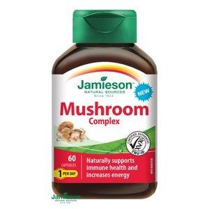 Jamieson Hubový 4-complex s cesnakom 60 kapsúl
