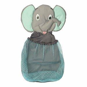 Bo Jungle Sieťka na hračky do vane Elephant