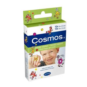 Cosmos Náplasť detská - 2 veľkosti 20ks