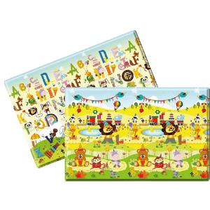 Lalalu Premium S Podložka na hranie,Happy Birthday