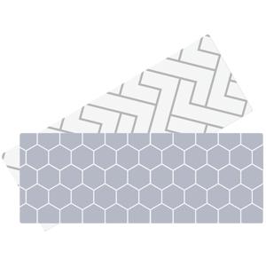 Lalalu Podložka do kuchyne,Hexagon