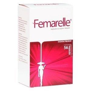 Femarelle 56 kapsúl