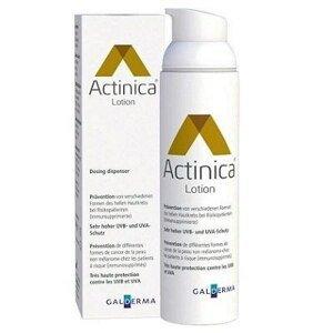 Actinica Lotion svetlofiltrujúce telové mlieko vo fľaške s dávkovačom 80 g