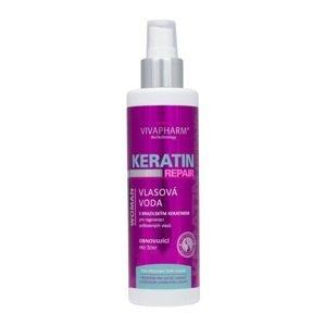 Vivapharm Keratínová vlasová voda obnovujúca pre ženy 200ml