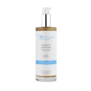 The Organic Pharmacy Peppermint Facial Wash 100ml