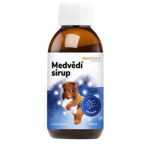 MycoMedica Medvedí sirup 200ml