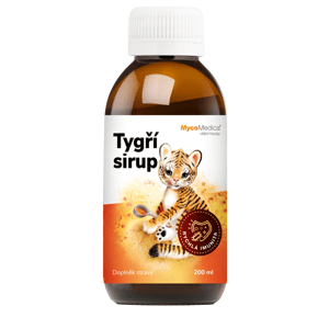 MycoMedica Tigrí sirup 200ml