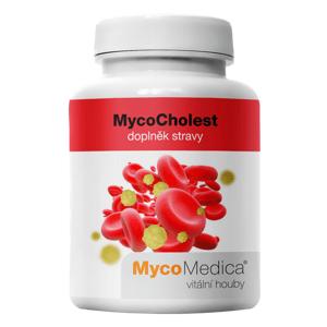 MycoMedica MycoCholest 120 kapsúl