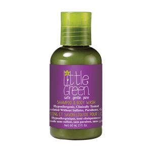 Little Green Detský šampón a sprchový gél 60ml