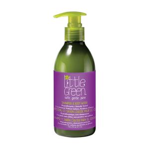 Little Green Detský šampón a sprchový gél 240ml