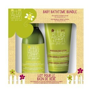 Little Green Sada Baby Bathtime Bundle 420ml