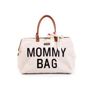 Childhome Prebalovacia taska Mommy Bag Teddy Off White 1ks