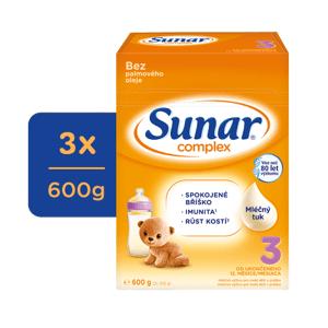 Sunar Complex 3, 3x600g