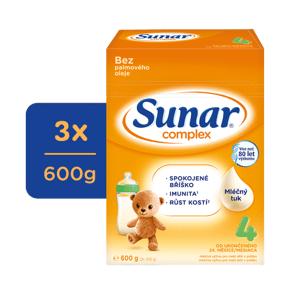Sunar Complex 4 3x600g