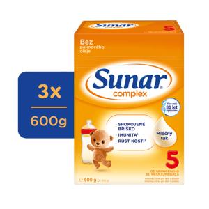 Sunar Complex 5 3x600g