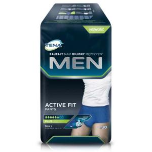 TENA Men Pants Plus (Blue) L 8 ks