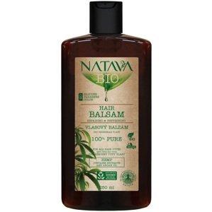 Natava BIO hair balsam Hemp 250ml