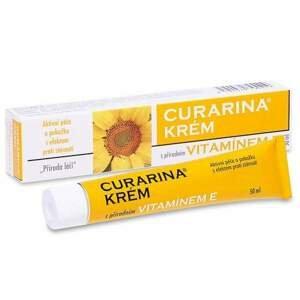 Curarina krém s echinaceou a vitamínom E 50ml