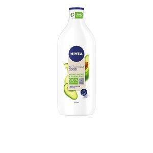 Nivea Naturally Good Avocado Telové mlieko 350ml