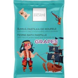 Gabriella Salvete Šumivá pastilka do kúpeľa Grapes 40g