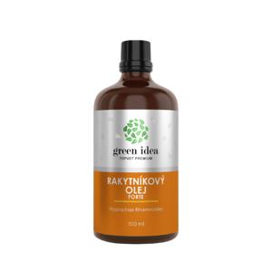 TOPVET Rakytníkový bylinný olej forte 100ml