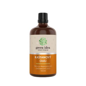 Topvet Gaštanový bylinný olej 100ml