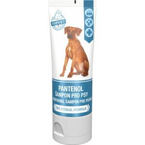 TOPVET Panthenol šampón pre psov 200ml