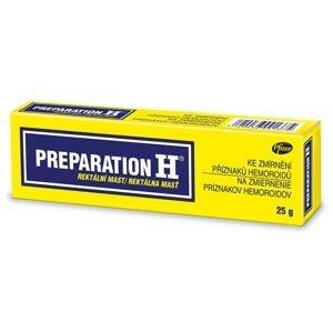 Preparation H rektálna masť 25g
