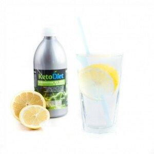 KetoDiet L-Carnitine 35 000 + chróm (500 ml - 25 porcií)