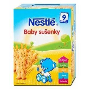 Nestlé Baby sušienky od 9.mesiaca 180 g