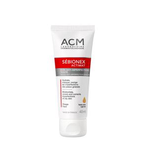 ACM Sébionex Actimat Tónovaný krém na problematickú pleť 40ml