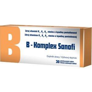 B-komplex Sanofi 30 tabliet