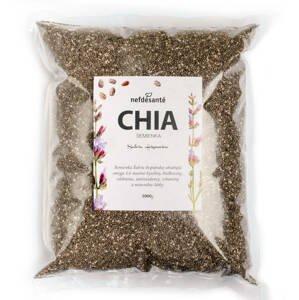 nefdesanté CHIA semienka semená Šalvie 1000 g