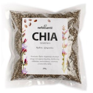 nefdesanté CHIA semienka 250 g